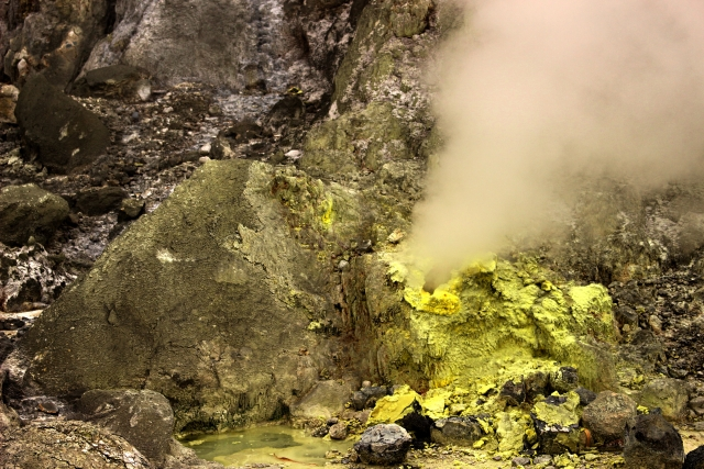 温泉の源泉