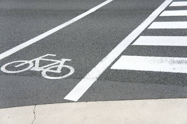 自転車走行路