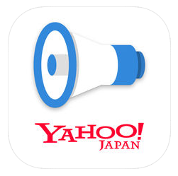 Yahoo防災速報