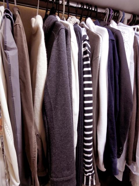 衣替え収納