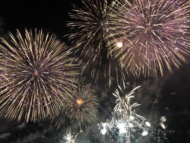8月5日仙台七夕まつり前夜祭