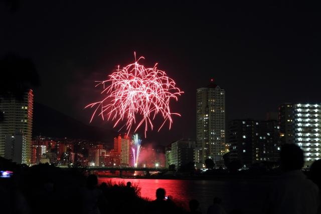 関東地方の花火大会
