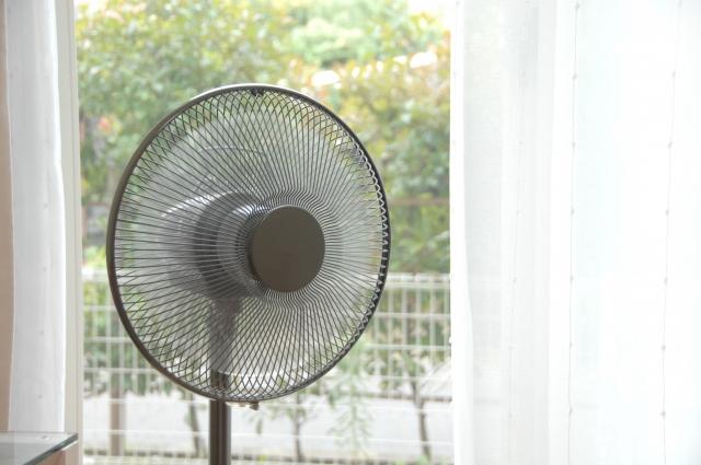 扇風機最近種類が増えて格安ものもあるらしい!