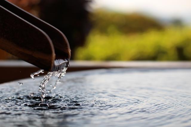便秘に効く温泉