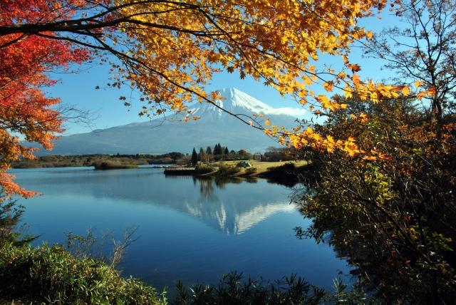 富士山紅葉02