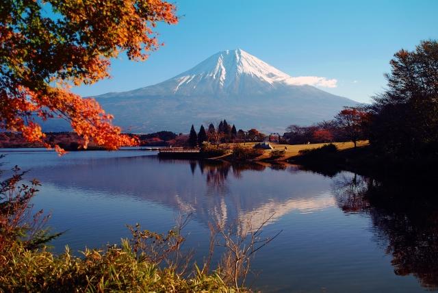 富士山紅葉01