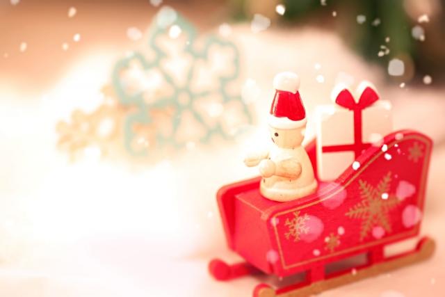 クリスマスイブ海外イメージ