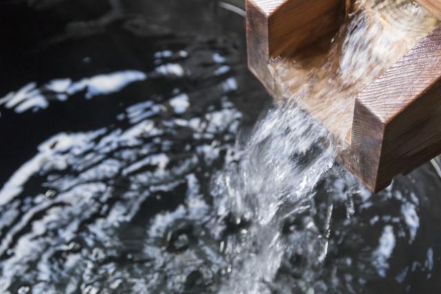 温泉美肌の湯