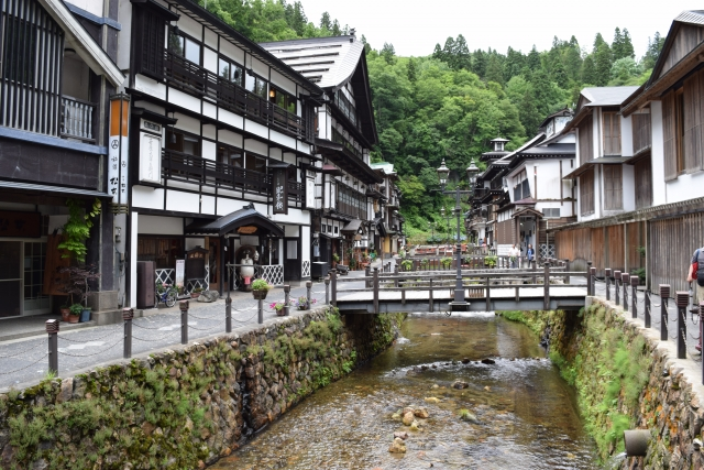 銀山温泉アクセス