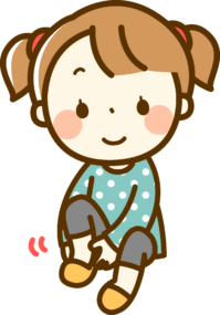 小さい女の子3