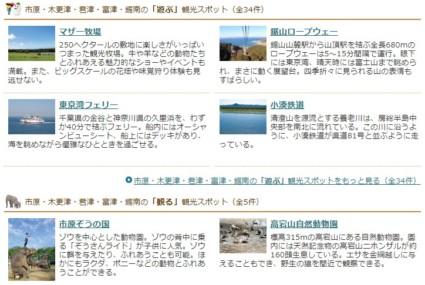 千葉県観光スポット!