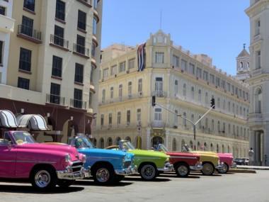 キューバの街